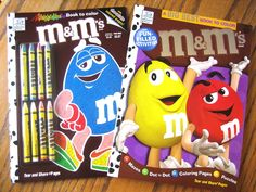 36 best M&M images on Pinterest | M m candy, M&m characters and M ...
