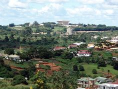 Yaounde, Cameroon - a Capricorn country to explore with your Cappy mate! See them come alive! YOLA!