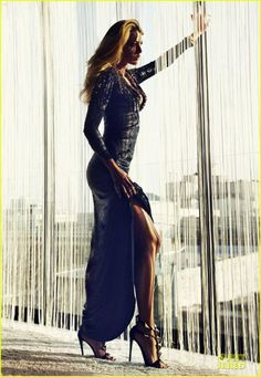 Blake Lively: 'Marie Claire UK' Cover Girl! - Love this Dress!!!