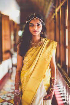 Beautiful Kerala bride