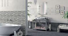 Moda-discovery-1, Ванная, стиль Пэчворк, Керамика, настенная, Матовая, Неректифицированный Clawfoot Bathtub, Bathroom, Modern, Clawfoot Tub Shower, Bath Room, Bathrooms, Bath, Bathing, Bathtub