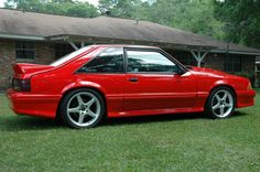 gotta love the fox body