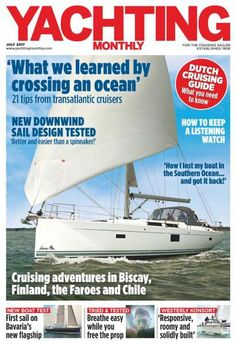 Check out the Latest Issue of Yachting Monthly by subscribing to Magazines Direct: