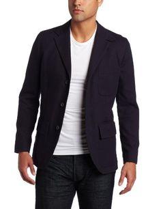Jack Spade Men's Clay 3-Button Jacket