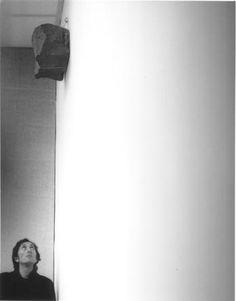 Paolo Mussat Sartor - Giovanni Anselmo 1969