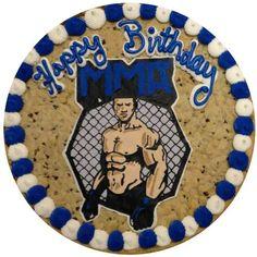 MMA Birthday #TheCookieStore