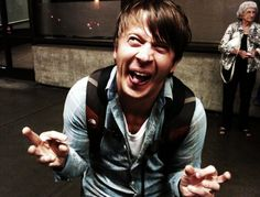 Mike from Tenth Avenue North! Pretty obvious as to why I admire him.