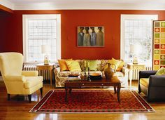 bay window living room - Google Search