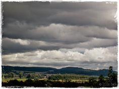 Wolken über Gießen