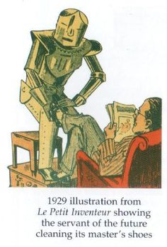 Eric Robot was constructed by Captain William H. Richards, a veteran of the First World War, and a noted journalist and A. Reffell, a motor engineer. Engineer, English Language, First World, World War, Sci Fi, Illustration, Fictional Characters, Dreams, Science Fiction