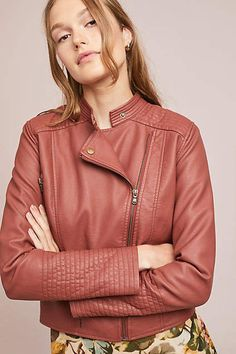 fad47be7fd0215 See this Vegan Leather Moto Jacket from Anthropologie.