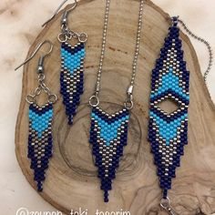 Mavili takım maviyi çok mu seviyoruz çok sevenler için satışta #kombin #zeynep_taki_tasarim #kolye #necklace #bileklik #küpe #earrings #bileklik #fashion #moda #style #stil #tarz #kadın #desing #konya #trend #trendy #alışveriş #elyapımı #handmade #jewelry #makeup #indirim