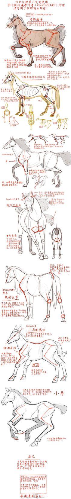 11 meilleures images du tableau apprendre a dessiner des mangas learn to draw manga drawing - Apprendre a dessiner des chevaux ...