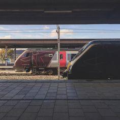 #trains #york #yorkshire #eastcoast #rail #platform #railways