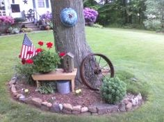 Country Sampler | Reader Photos | Front yard - READER PHOTOS