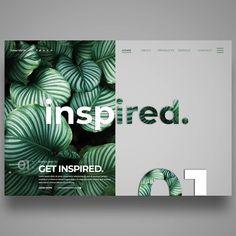 Thought Media is an award-winning website design & web development company. Providing website design Toronto businesses deserve, SEO, logo design, and more! Web Design Trends, Graphisches Design, Layout Design, Index Design, Logo Design, Graphic Design Layouts, Site Design, Design Ideas, Poster Layout