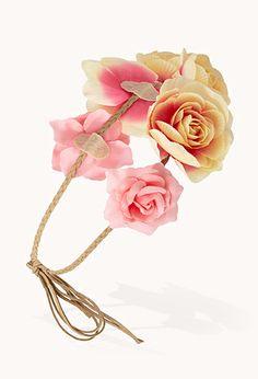 Free Spirit Flower Crown | FOREVER21 - 1000072520