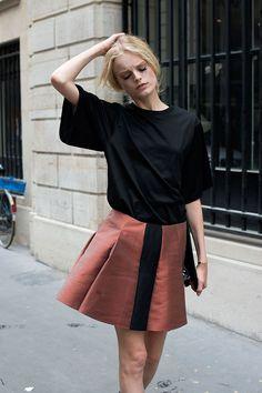Moda en la calle street style inspiracion verano 2013 | Galería de fotos 15 de 76 | Vogue México