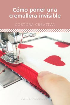Cómo poner una cremallera invisible | Tutorial paso a paso | Costura creativa para principiantes Diy Crafts Knitting, Diy Crafts Crochet, Crochet Dress Girl, Crochet Girls, Sewing Art, Sewing Patterns, Sewing Hacks, Sewing Tutorials, Diy Crafts Paper Flowers