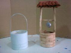sandylandya@outlook.es  tejas decoradas en relieve,paso a paso de un pozo | Aprender manualidades es facilisimo.com