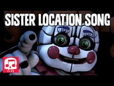 "FNAF SISTER LOCATION Song by JT Machinima - ""Join Us For A Bite"" [SFM]"