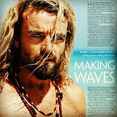 Xavier Rudd Xavier Rudd, Making Waves, Led Zeppelin, Ears, Medicine, Lifestyle, Music, Movie Posters, Movies
