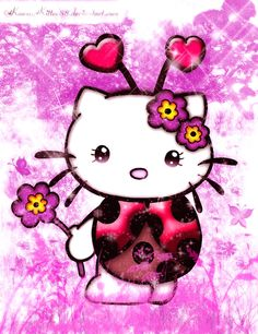 <3hello kitty art<3
