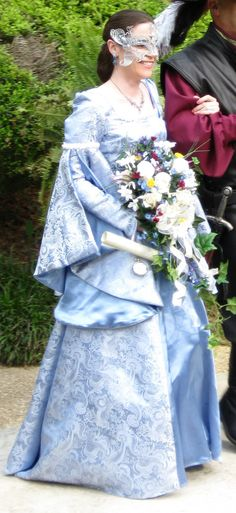 Fantasy Renaissance Medieval Madrigal Wedding Dress Gown - Made to Order Wedding Doors, Medieval Wedding, Period Outfit, Medieval Dress, Happenings, Dress Making, Renaissance, Fancy, Gowns
