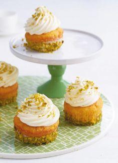 Rübli-Cupcakes Rezept - [ESSEN UND TRINKEN]