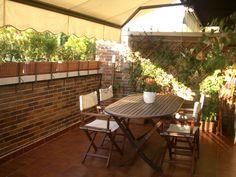 Pisos de patio en pinterest patios de concreto pintados for Milanuncios pisos sevilla