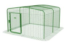 Omlet Outdoor Cat Run - Fully Enclosed, Secure Steel Mesh - Green - x x * You can find out more details at the link of the image. (This is an affiliate link and I receive a commission for the sales) Outdoor Rabbit Run, Indoor Rabbit, Outdoor Cats, Rabbit Enclosure, Outdoor Cat Enclosure, Rabbit Tunnel, Heated Outdoor Cat House, Walk In Chicken Coop, Rabbit Habitat
