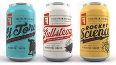 When it comes to design in the alcoholic beverage industry, bottles get all of the love. Craft breweries however are beginning to appreciate cans of all types, including the classic pull-tab, the flat-top (have your churchkey ready), and a newcomer, the crowler.