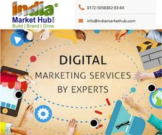 Are you looking for digital marketing services in Chandigarh? If yes, contact #indiamarkethub