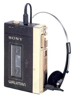 My first 'iPod'