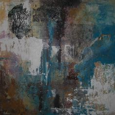 image transfer mixed media acrylic  by LeeAnne LaForge