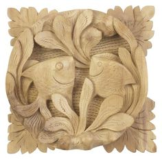How to Carve Wood Art
