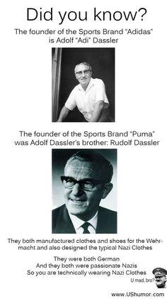 Historical interesting fact