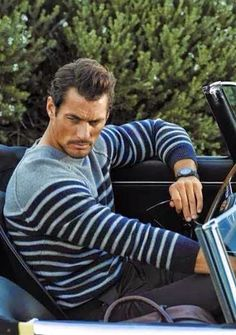 M&S Fall/Winter 2014 Collection (New pictures) ~ David James Gandy