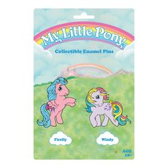My Little Pony Firefly X Windy Pin Set - Available 4th Quarter 2021