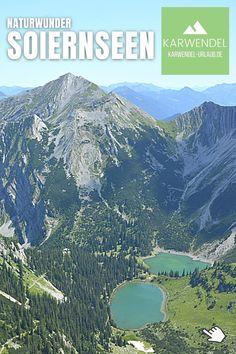 So geht die #Soiernseen #Wanderung im #Karwendel ✔️ beliebte #Bergtour ab #Krün ✔️ über den #Lakaiensteig zu den Soiernseen #wandern ✔️ viele Bilder + die komplette Tourenbeschreibung