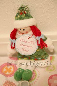 Pebbles & Piggytails: Christmas Kindness Elves