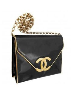 ♔ Chanel flap bag