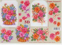 LAMINAS PARA ARTES FRANCES O 3D | Aprender manualidades es facilisimo.com
