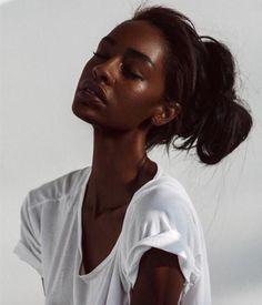 Black is beautiful Dark Skin Beauty, Hair Beauty, Black Beauty, Natural Beauty, Cabelo Inspo, Pretty People, Beautiful People, My Black Is Beautiful, Brown Skin