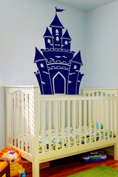 Prince Castle wall decal by WALLTAT.com