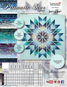 http://www.quiltworx.com/patterns/prismatic-star-queen/#!prettyPhotoWide[inline]/1/