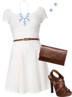 """Simple and Sweet"" by misstinamaria on Polyvore"