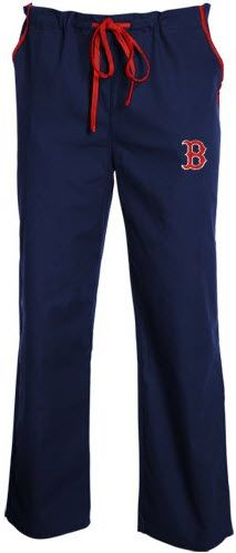 Boston Red Sox Scrub Pant