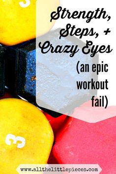 This workout seemed simple enough. And then my brain exploded. Need a good laugh today? Look no further: this workout FAIL is sure to deliver!
