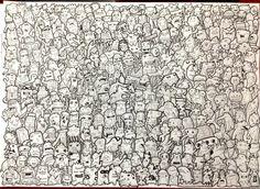 the_300__doodle_monsters_by_jeieljoseph-d63f31d.jpg (1024×748)